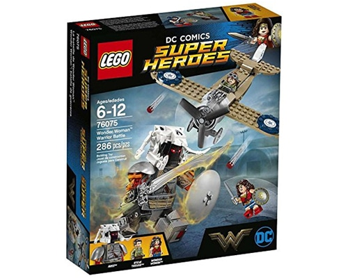 The Newest Lego Sets: Star Wars and Wonder Woman