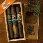 Gurkha Trinity Cigar Sampler