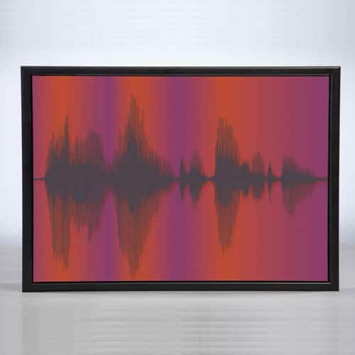 Men's Voice Art Gallery Canvas