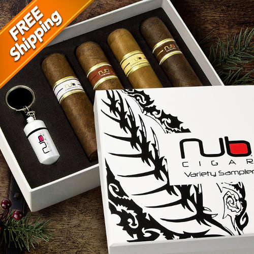 Nub Variety Sampler with Punch