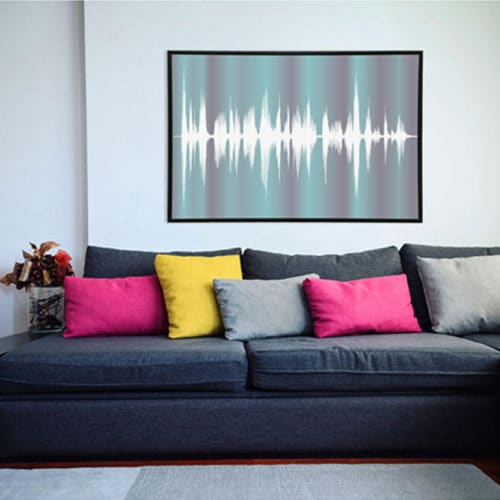 Women's Voice Art Gallery Canvas