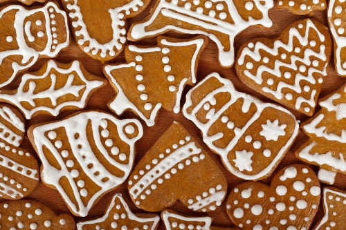 Classy and Delicious Gingerbread Cookies