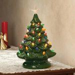 Nostalgic Ceramic Christmas Tree
