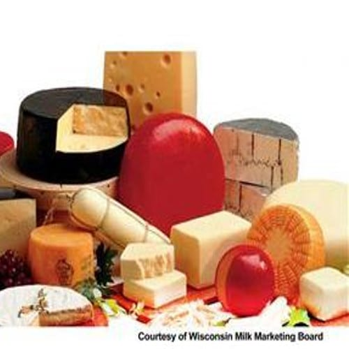 Award Winning Wisconsin Cheese of the Month Club-- 1 lb