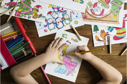 Bonus Gift for Parents to Celebrate Creative Kids