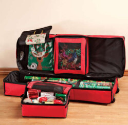 ChristmasGifts.com Gift Wrap Storage Bag Organizer Contest