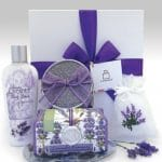 Lavender Ladies Bath and Body Gift Set
