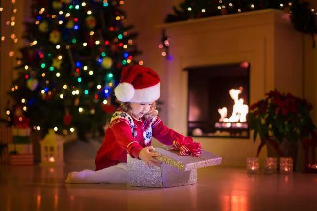 Girt with Christmas Gift